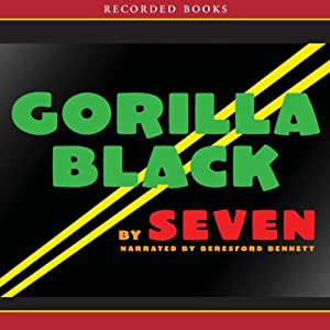 Gorilla Black Audiobook