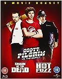 Scott Pilgrim vs. The World/Hot Fuzz/Shaun of the Dead Box Set  [Blu-ray] [Region Free]
