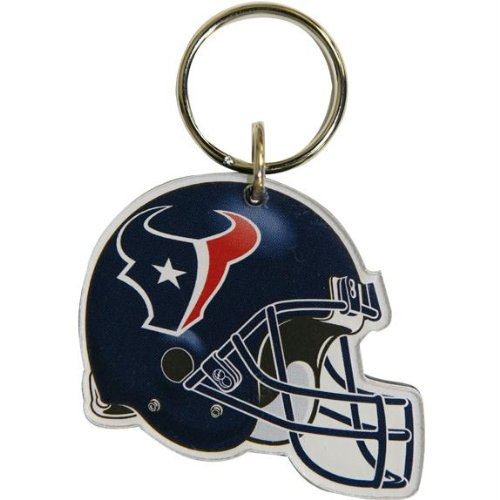 Houston Texans - Helmet Acrylic Keychain