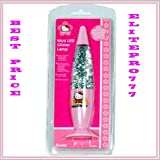 NEW Hello Kitty Mini Led Glitter Lamp Desk Light Colour Changing Motion Lamp