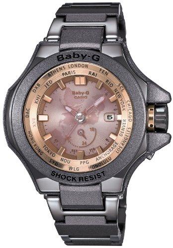 CASIO BABY-G LADIES BGA-1310-8AJF SOLAR POWERED 6 MULTIBANDS