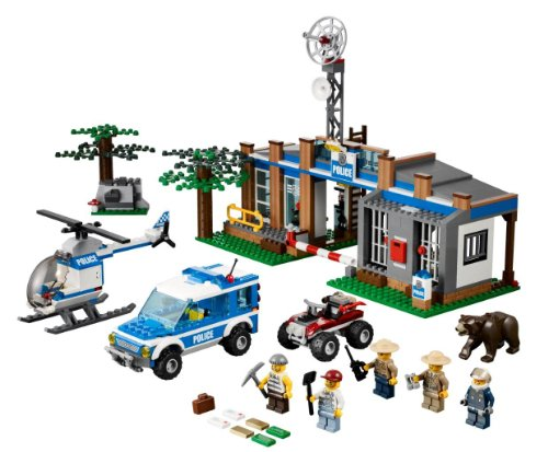 LEGO City 4440 - Forstpolizeirevier
