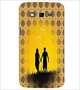 PrintDhaba Couple D-4562 Back Case Cover for SAMSUNG GALAXY GRAND 2 (Multi-Coloured)