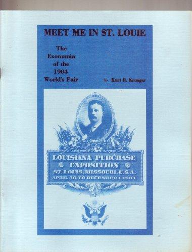 Meet me in St. Louie: The exonumia of the 1904 World's Fair