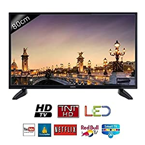 Oceanic tv 32s0316b3 - hd - 80cm (31,5 pouces) - led - smart tv - 2 hdmi - classe a+