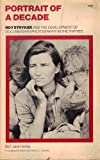 Portrait of a Decade: Roy Stryker and the Development of Documentary Photography in the Thirties (Da Capo Paperback)