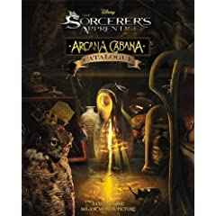 Arcana Cabana Catalogue (The Sorcerer's Apprentice)