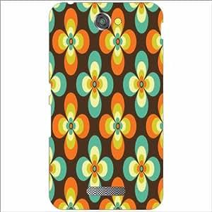 Sony Xperia E4 Back Cover - Jazz Designer Cases