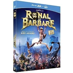 Ronal le barbare - Blu-ray 3D + DVD [Blu-ray] [Combo Blu-ray 3D + DVD]