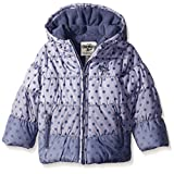 Osh Kosh Girls' Puffer With Ombre Dots
