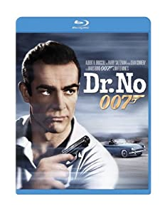 Dr. No (50th Anniversary Repackage) [Blu-ray]