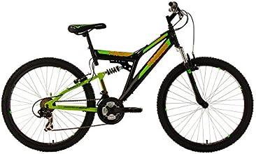 KS Cycling Fraser VTT tout suspendu Noir 26''/48 cm