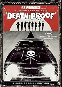 Grindhouse Presents Death Proof - Extended And Unrated Two-disc Special Edition from The Weinstein Company