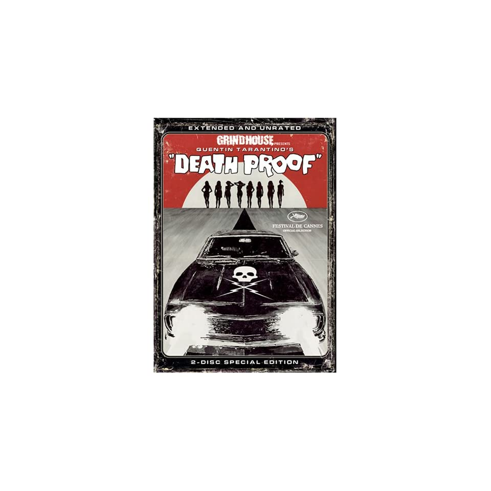 Grindhouse Presents, Death Proof Extended and Unrated