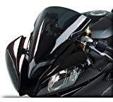 Hotbodies Racing Grandprix Windscreen Dual Radius - Yamaha R6 - Fits Years