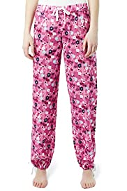 Angel Pure Cotton Ditsy Floral Pyjama Bottoms