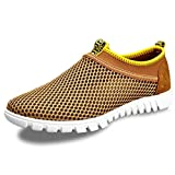 Adi Men's Breathable Running Shoes,Walk,Beach Aqua,Outdoor,Water,Rainy,Exercise,Drive,Athletic Sneakers