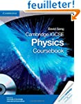 Cambridge IGCSE Physics Coursebook wi...