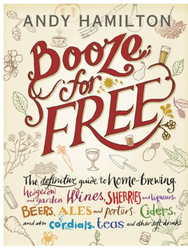 Booze for Free book Cover