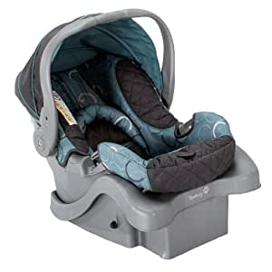 Safety 1st OnBoard 35 Infant Car Seat, Rings