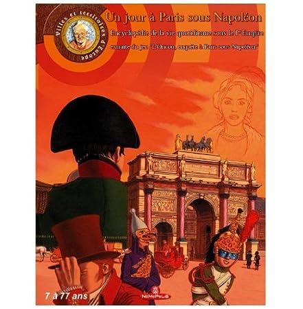 Enquête à Paris sous Napoléon - L'Oricou + le livre