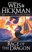 Rage of the Dragon (Dragonships of Vindras) by Margaret Weis, Tracy Hickman cover image