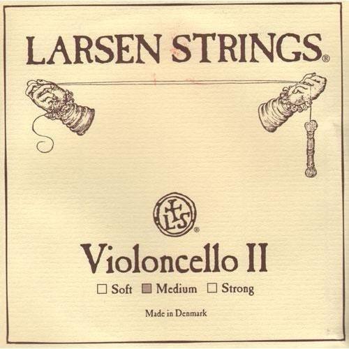 Larsen Cello D String 1/4 Size Medium