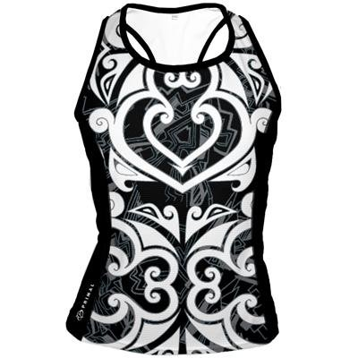 Buy Low Price Primal Wear Women's Maori Black Gemini Tank – MAOMJ72W (B007JYB3JW)