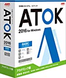 ATOK 2016 for Windows [�x�[�V�b�N] �A�J�f�~�b�N��