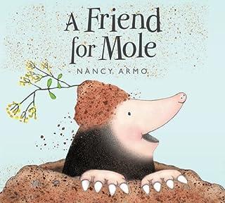 Book Cover: Friend for Mole, A