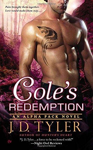 Image of Cole's Redemption: An Alpha Pack Novel