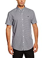 Timberland Camisa Hombre Rattle Rvr Gingha (Azul / Blanco)