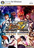 Super Street Fighter IV - Arcade Edition (PC CD)