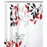 Shower Curtains In Red