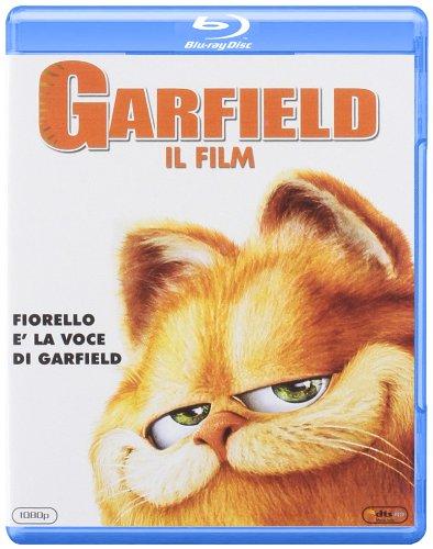 Garfield - Il film [Blu-ray] [IT Import]