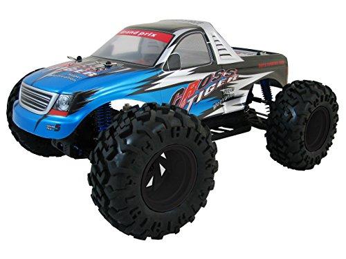 Seben Monster Brushless ME3 MK20 Extreme RC 1:10 >75km/h RTR 2,4 GHZ + Spedizione gratuita !! Carrozzeria a scelta