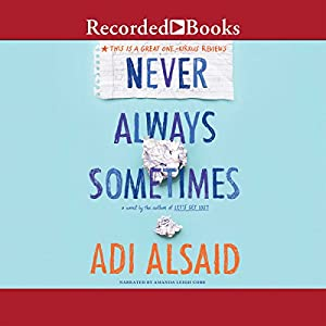 Never Always Sometimes Audiobook