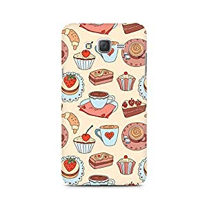 Premium Anti Slip Designer Printed Hard Matte Back Case Cover For Samsung Galaxy J5 2016