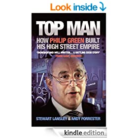 Top Man: How Philip Green built his High Street Empire