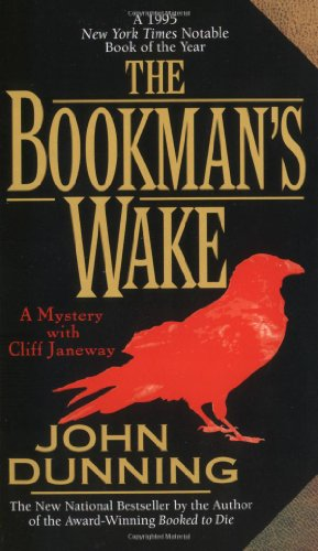The Bookman's Wake (Cliff Janeway Novels)