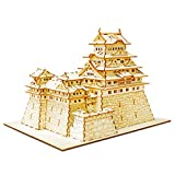 Azone International Wooden Art ki-gu-mi Himeji Castle
