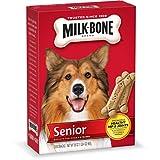 Milk-Bone Original Senior Dog Biscuits, 20-Ounce, Pack of 4