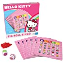 Hello Kitty  Big Roll Bingo Game
