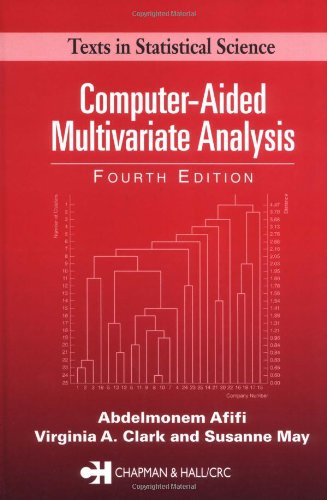 Computer-Aided Multivariate Analysis, Fourth Edition...