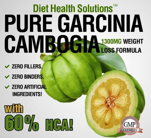 healthy solutions garcinia cambogia dietary supplement review