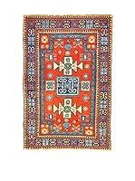 L'Eden del Tappeto Alfombra Shirvan Rojo / Multicolor 114 x 175 cm