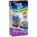 Ziploc Space Bag Travel Bags Variety Pack - Set of 11 Bags