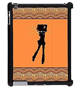 Printvisa 2D Printed Girly Designer back case cover for Apple ipad 3 - D4264