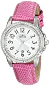 Invicta Womens 16339 8220ANGEL Crystal-Accented Stainless