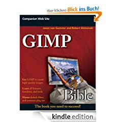 GIMP Bible: Bible Series, Book 616